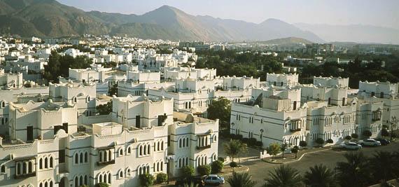 Capital Area - historic port - Muscat